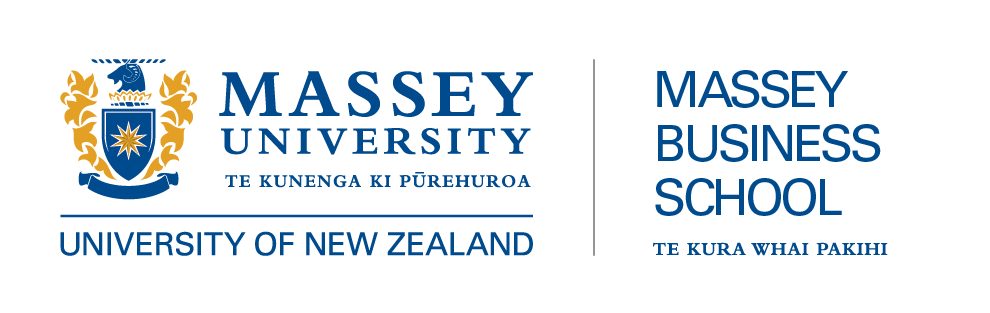 Massey Business School logo